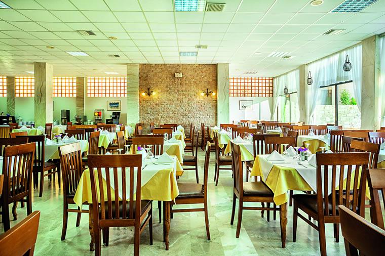 Xenios Theoxenia 4 star hotel in Halkidiki